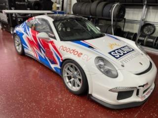 2016 Porsche 991 GT3 Cup