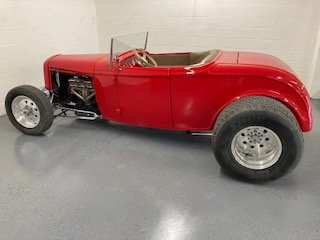 Sharp 1932 Ford Roadster