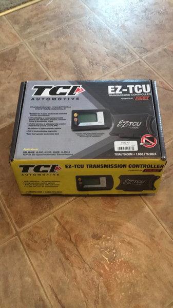 TCI EZ-TCU LS 4L60e / 4L80e Transmission Controller  for Sale $500