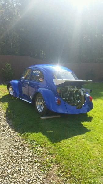 1964 WW Drag Bug  for Sale $13,500