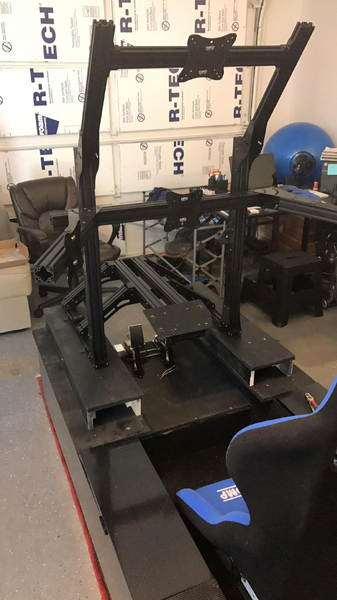 SimRacing Cockpict  for Sale $7,500