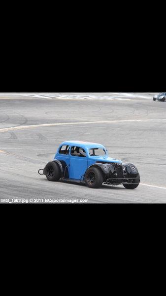 Legend Car Roller w/ Equipment