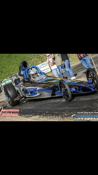 2008 Racetech Dragster rolling  for Sale $16,000