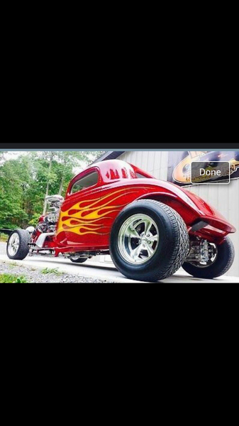 Blown 1933 Ford Coupe  for Sale $75,000