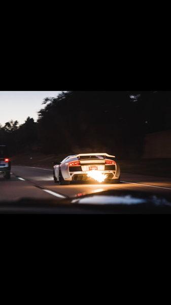 2009 Widebody Lamborghini mercy