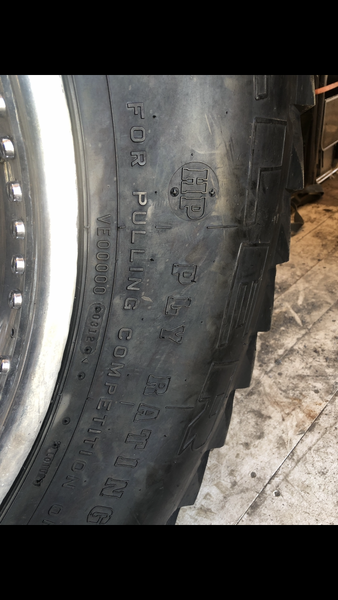 Mod tractor wheels,Tires  for Sale $6,500