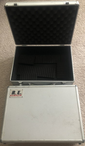 RE aluminum radio box  for Sale $75