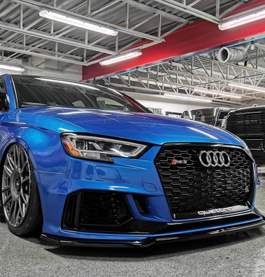 Audi Fully built Iroz Motorsports  800WHP