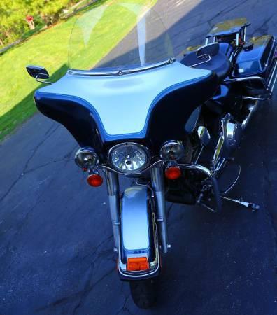2011 HARLEY DAVIDSON ELECTRA GLIDE FLHTP  for Sale $8,950