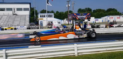 2003 Worthy Dragster 4-link