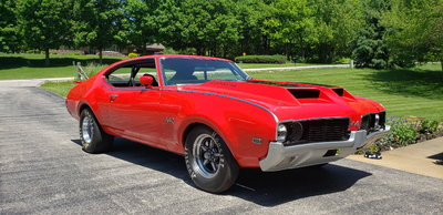 1969 Olds 442 for sale