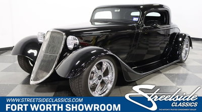 1933 Ford Coupe Roadster Factory Five