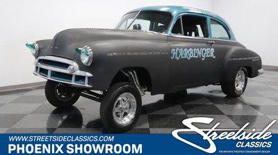 1950 Chevrolet Styleline Gasser