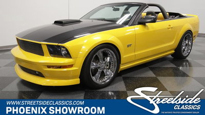2007 Ford Mustang GT Convertible Regency