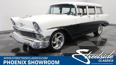 1956 Chevrolet 210 Wagon Restomod