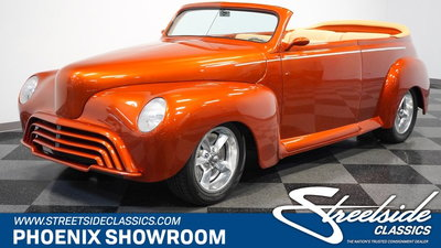 1947 Ford Custom Roadster