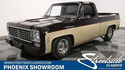 1975 GMC High Sierra