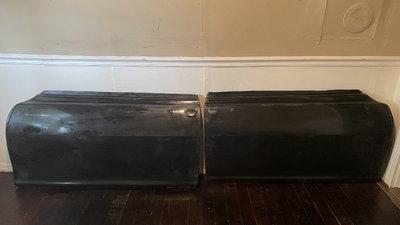 1962-65 nova fiberglass doors
