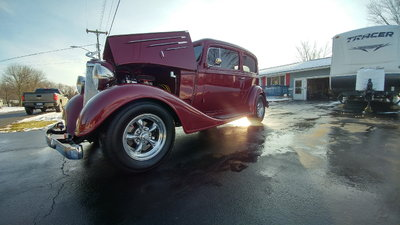 awesome 1934 chevrolet 2dr sweet chevy