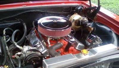 1965 Chevelle Conv PDB COLD AC