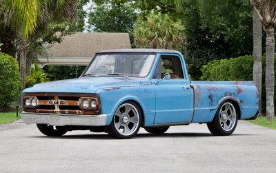 1967 GMC C15/C1500 Pickup