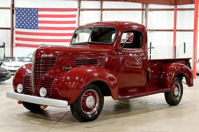 1939 Plymouth Pickup