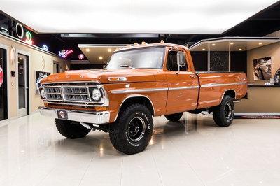 1971 Ford F100 4X4 Pickup