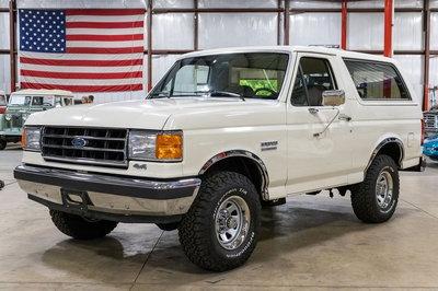 1990 Ford Bronco XLT for sale in GRAND RAPIDS, MI, Price: $25,900