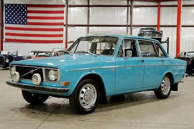 1971 Volvo 144