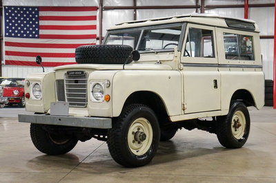 1978 Land Rover Land Rover