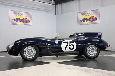 1960 Jaguar 3.8