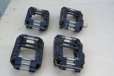 Outlaw calipers