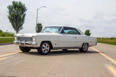 1966 Chevrolet Nova Chevy II SS