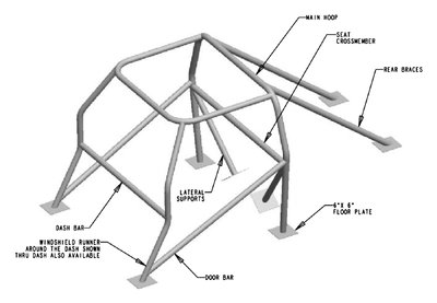 10 Point Roll Cage