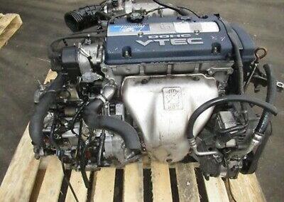 JDM HONDA PRELUDE ACCORD H23A DOHC VTEC ENGINE / AUTOMATIC T