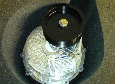 Intercooled BBC F2 Procharger setup