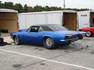 Looking for my 67 Camaro