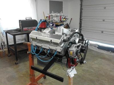 434 SBC - 12.5 Deg. - 840HP / 660TQ