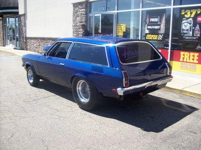 1st$14,900FirmThisWknd!-Nice Built 72 Pro-Street Vega Wagon