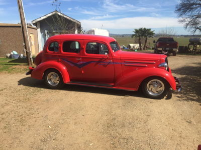 1935 Chevrolet JA Master Deluxe