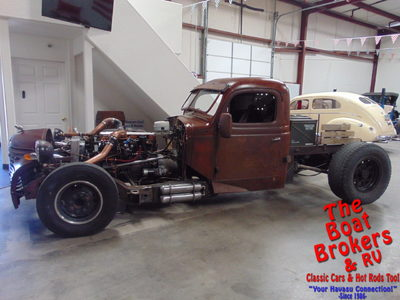 2015  dodge   3/4 Pick up Rat Rod