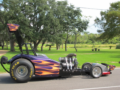 Nitro Fuel Altered & Supporting Equipment