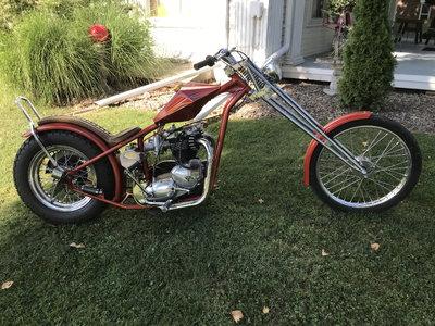 1965 Triumph 650