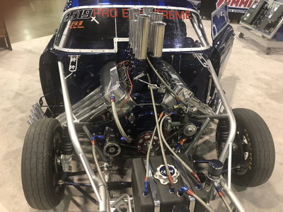Unblown Alcohol 582 making 1000hp