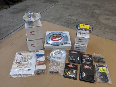 Wilwood Pro Street Front Brake Kit
