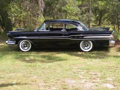 1957 Chevy Pontiac 383 4sp AC