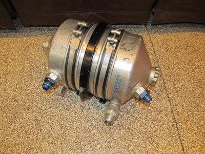 Patterson 3 Gallon Dry Sump Tank