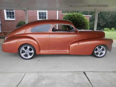 1947 custom chevy aero