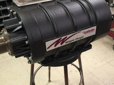 WANTED 980 Whipple Supercharger Parts