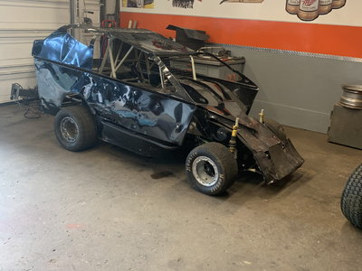 XCEL 600 MODIFIED CHASSIS 131